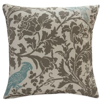 Hugo Square Throw Pillow (Set of 2)
