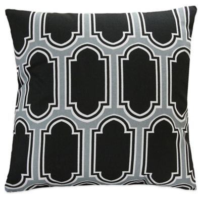Brook Square Throw Pillow (Set of 2)