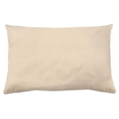 Organic Kapok/Cotton Standard Pillow