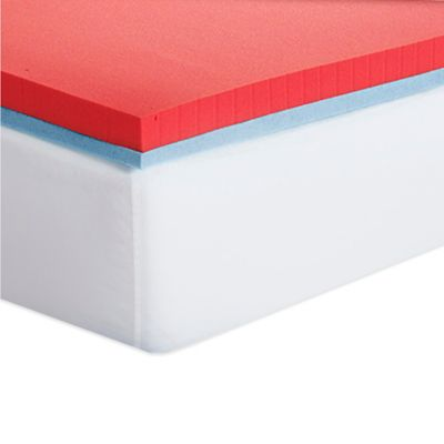 Serta® Full 3-Inch All Seasons Memory Foam Mattress Topper