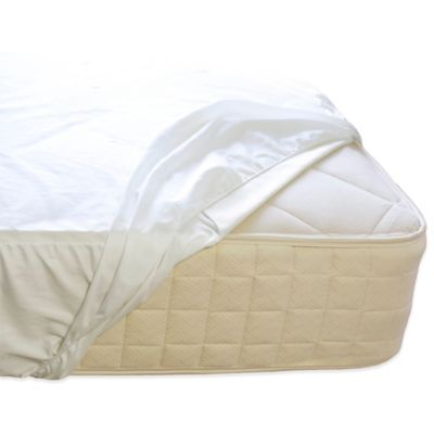 Naturepedic® Organic Cotton Waterproof Twin XL Protector Pad