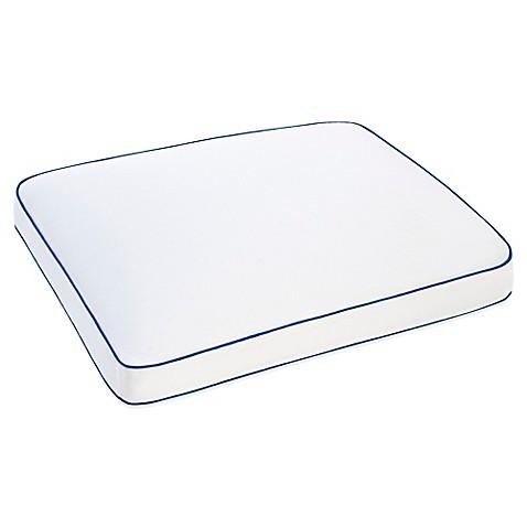Buy Serta 174 Gel Memory Foam Side Sleeper Pillow From Bed