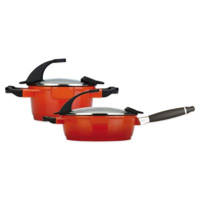 BergHOFF® Virgo 4-Piece Cookware Set