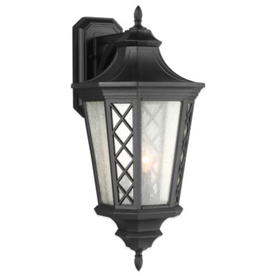 Feiss Wembley Park Wall-Mount 19-5/8 Inch Outdoor Lantern