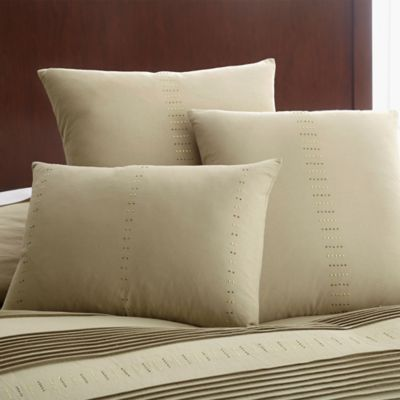 Salvatore 3-Piece Throw Pillow Set with Swarovski® Crystal Accents in Platinum