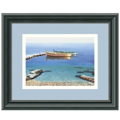 Frane Mlinar Peaceful Morning Framed Print Wall Art
