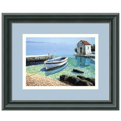 Frane Mlinar Morning Reflections Framed Print Wall Art