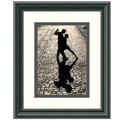The Last Dance Framed Print Wall Art