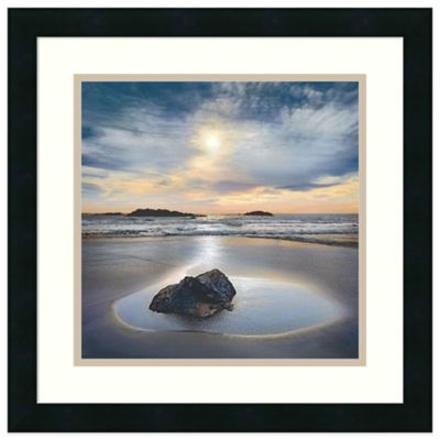William Vanscoy Perfect Fit Framed Print Wall Art