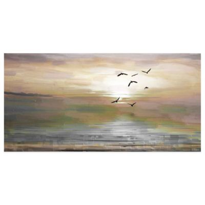Parvez Taj Gliding Canvas Wall Art
