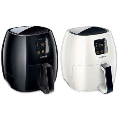 Philips Viva Avance Digital AirFryer™ in White