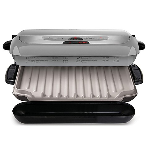 George foreman evolve grill system - George foreman evolve grill ...