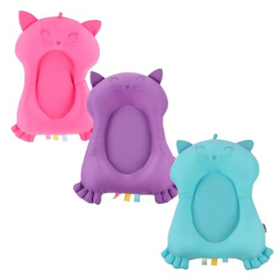 Minene Cat Bath Buddy in Blue