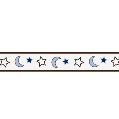 Sweet Jojo Designs Starry Night Wallpaper Border