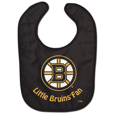 """NHL """"Little Bruins Fan"""" Bib"""