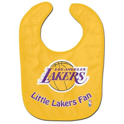 "NBA Los Angeles Lakers ""Little Lakers Fan"" Bib"