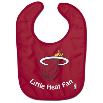 "NBA Miami Heat ""Little Heat Fan"" Bib"