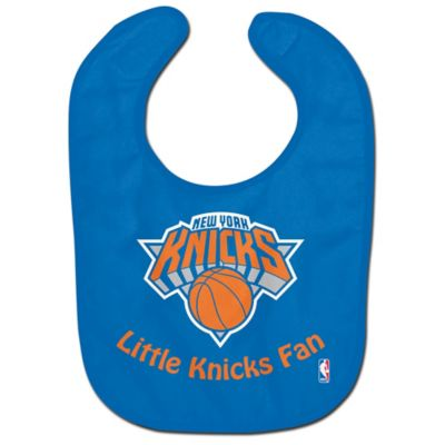 "NBA New York Knicks ""Little Knicks Fan"" Bib"