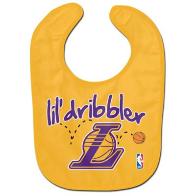 "NBA Los Angeles Lakers ""Lil' Dribbler"" Bib"