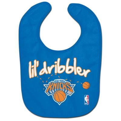 "NBA New York Knicks ""Lil' Dribbler"" Bib"