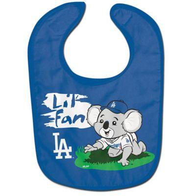 """MLB Los Angeles Dodgers """"Lil' Fan"""" Bib"""