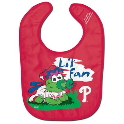 MLB Phillies Bib