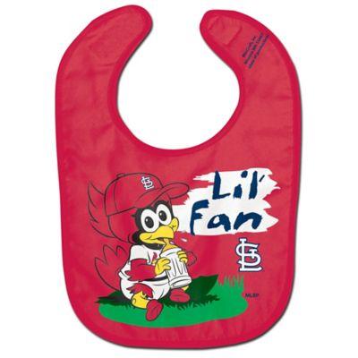 """MLB St. Louis Cardinals """"Lil' Fan"""" Bib"""