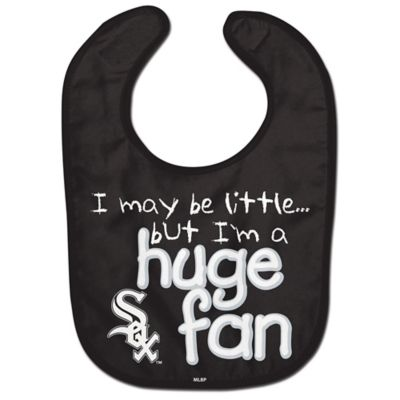"MLB Chicago White Sox ""Huge Fan"" Bib"