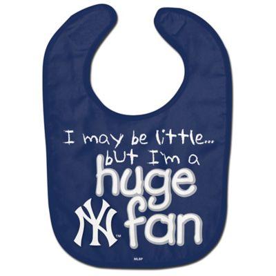 "MLB New York Yankees ""Huge Fan"" Bib"