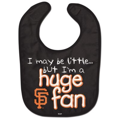 "MLB San Francisco Giants ""Huge Fan"" Bib"