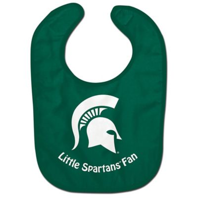 "Michigan State University ""Little Spartans Fan"" Bib"
