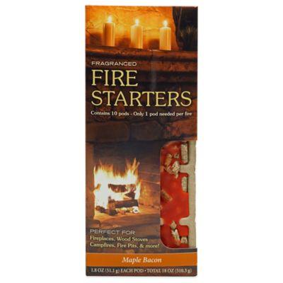 Fire & Spice Maple Bacon Firestarter (10 Pods)