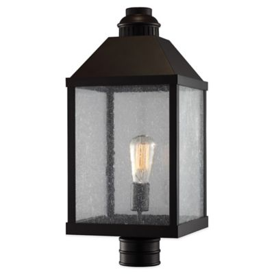 Feiss Lumiere Wall-Mount 21-1/2 Inch Outdoor Lantern