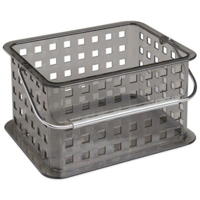 Metallic Plastic Baskets