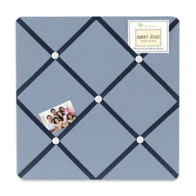 Sweet Jojo Designs Ocean Blue Memo Board