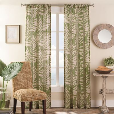Bogo 63-Inch Window Curtain Panel