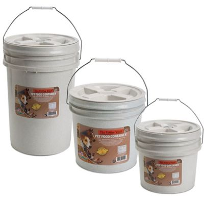 Vittles Vault 10 lb Pet Food Bucket