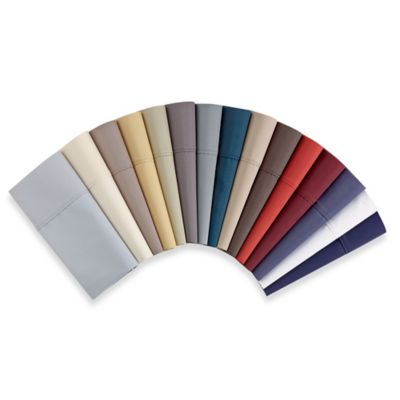 Gray King Egyptian Cotton Sheets