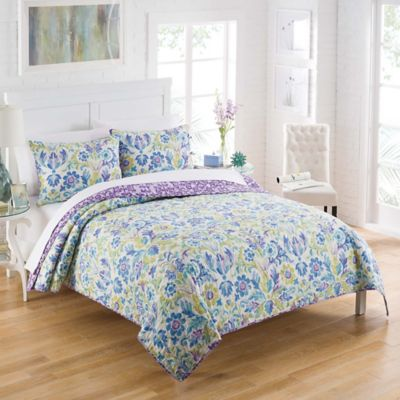 Vue® Talulah Reversible King Quilt