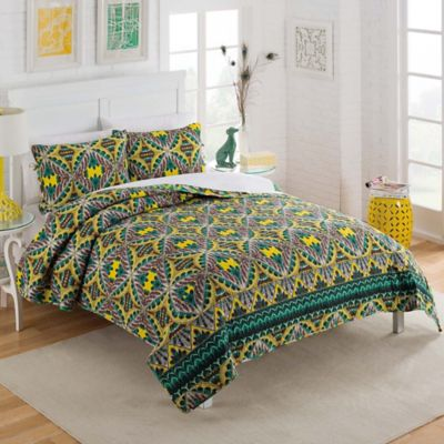 Wanderlust® Reversible King Quilt