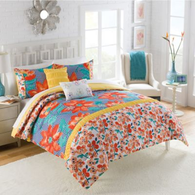 Vue® Coachella Twin XL Comforter Set in Multi