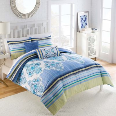 Vue® Fantasia Full/Queen Comforter Set in Multi
