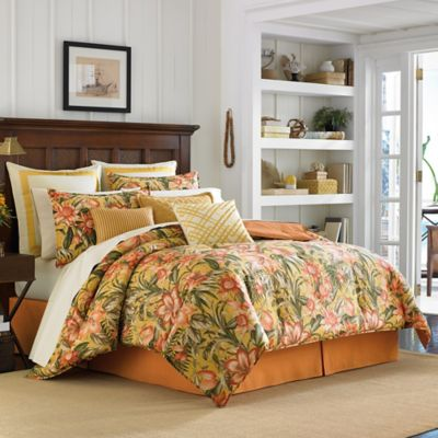 Tommy Bahama® Tropical Lily Full/Queen Duvet Cover Set