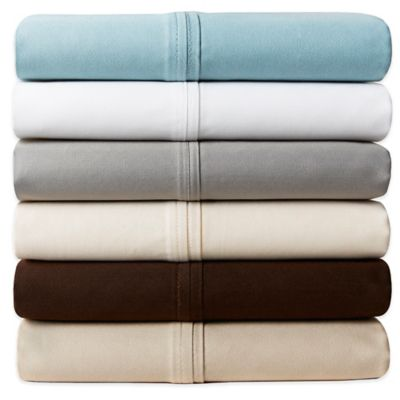 HygroSoft by Welspun Queen Sheet Set in White