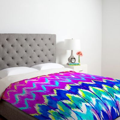 Purple Patterned Duvet Covers