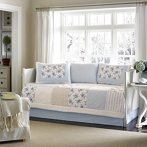 laura ashley seraphina daybed bedding set www. Black Bedroom Furniture Sets. Home Design Ideas