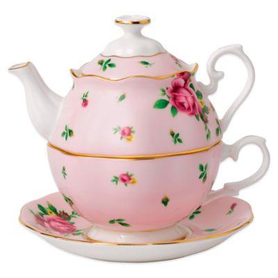 Royal Albert Tea for One