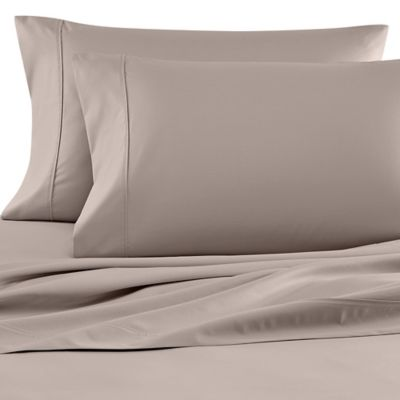 Wamsutta® 620 Egyptian Cotton Deep Pocket King Sheet Set in Silver
