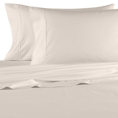 Striped Egyptian Cotton Bedding