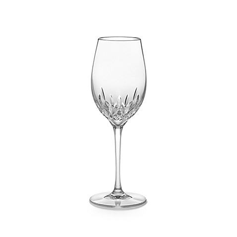 Waterford® Lismore Essence Crystal 14-Ounce White Wine Glass
